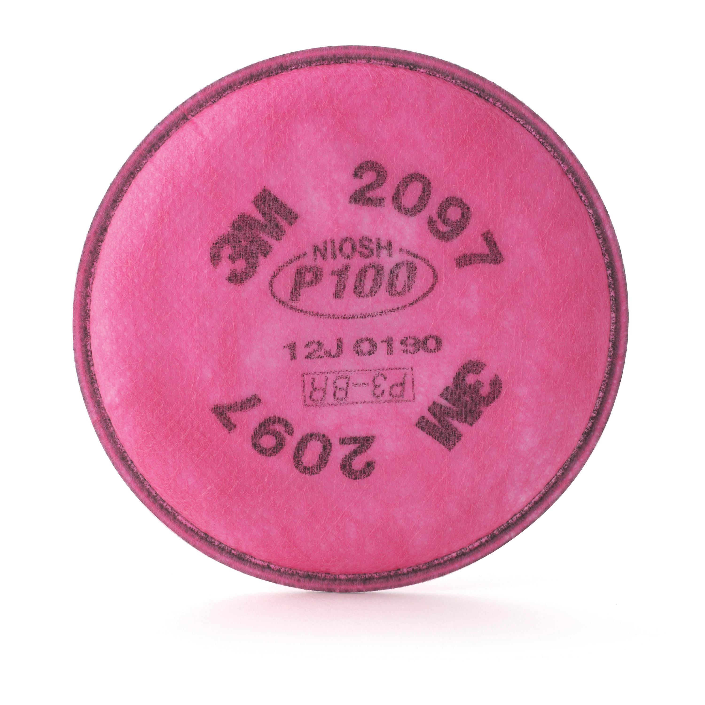 P100 Filter W\OV Nuisance, Pair