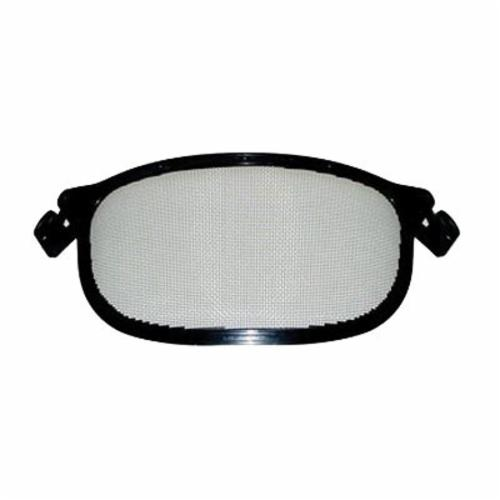 Peltor™ 093045-93616 Lightweight Mesh Faceshield, For Use With Hard Hat, Steel Mesh