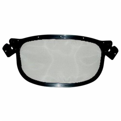 Peltor™ 093045-93617 Lightweight Faceshield, Black Nylon Mesh/Polyamide 6-1/2 in H x 11-1/2 in W