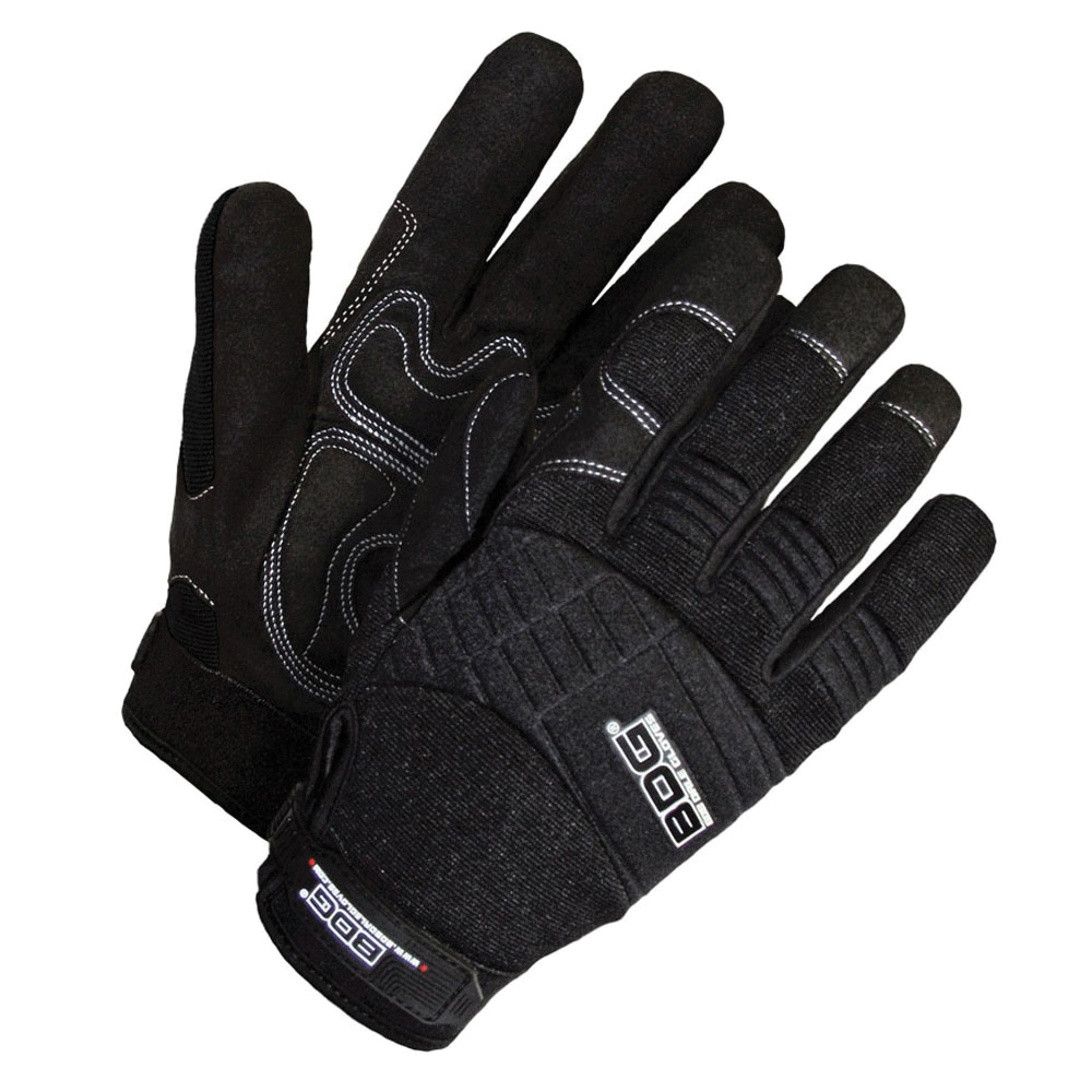 BDG X-SITE™ 20-1-10605B-L Specialty Performance Gloves, L, Spandex