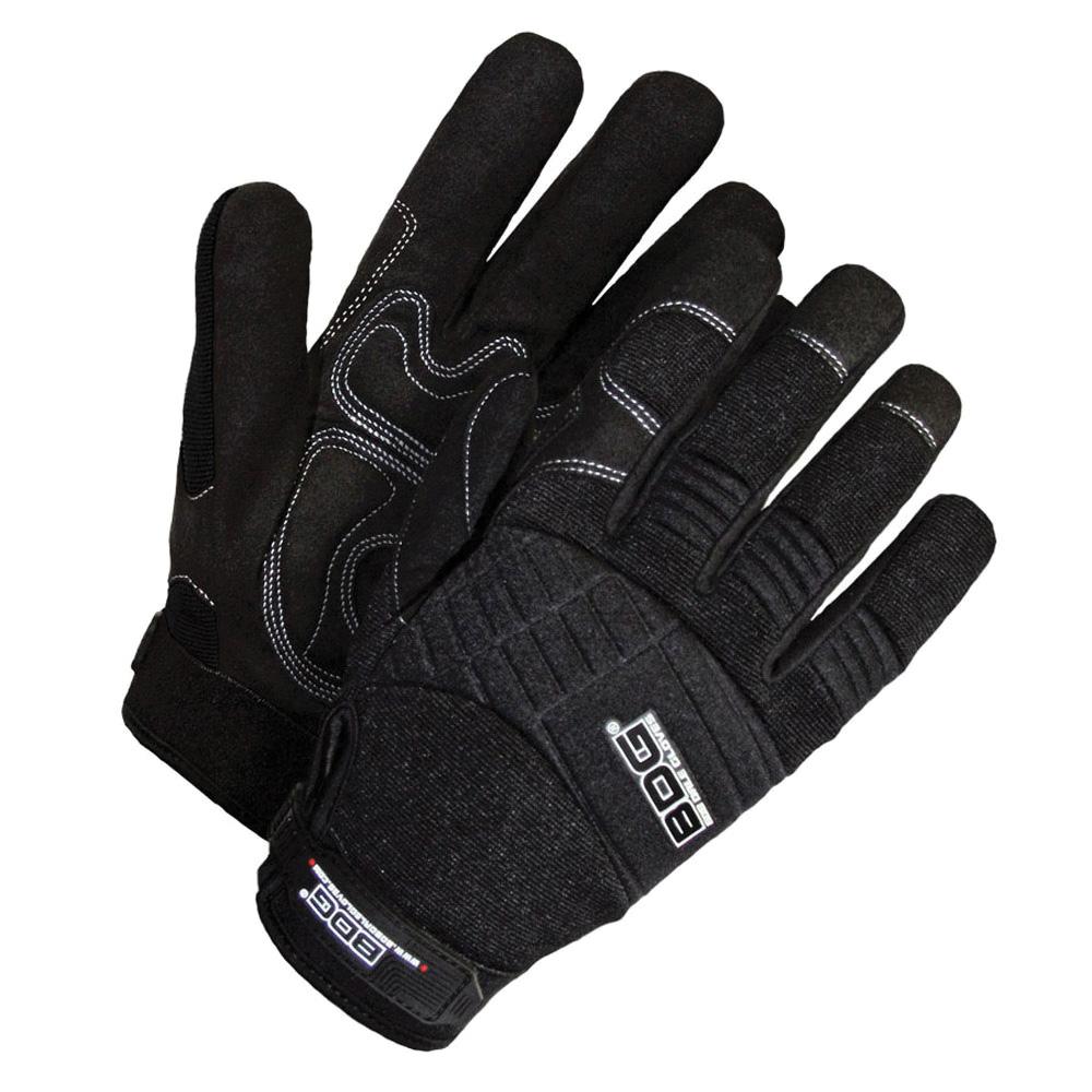 BDG® 20-1-10605B-2XL Specialty Performance Gloves, 2XL, Spandex