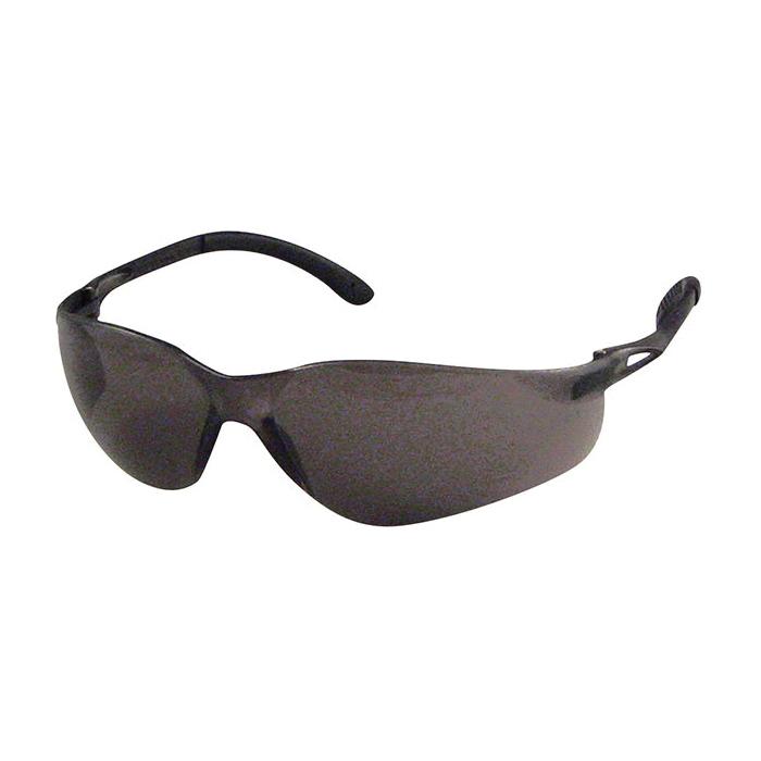 DenTec™ 90802 Sentinel Eye Protection, Anti-Scratch, Gray Lens, Wrap Around Frame, Gray, Plastic Frame, Polycarbonate Lens, ANSI Z87.1 CAN/CSA Z94.3 SEI Certified