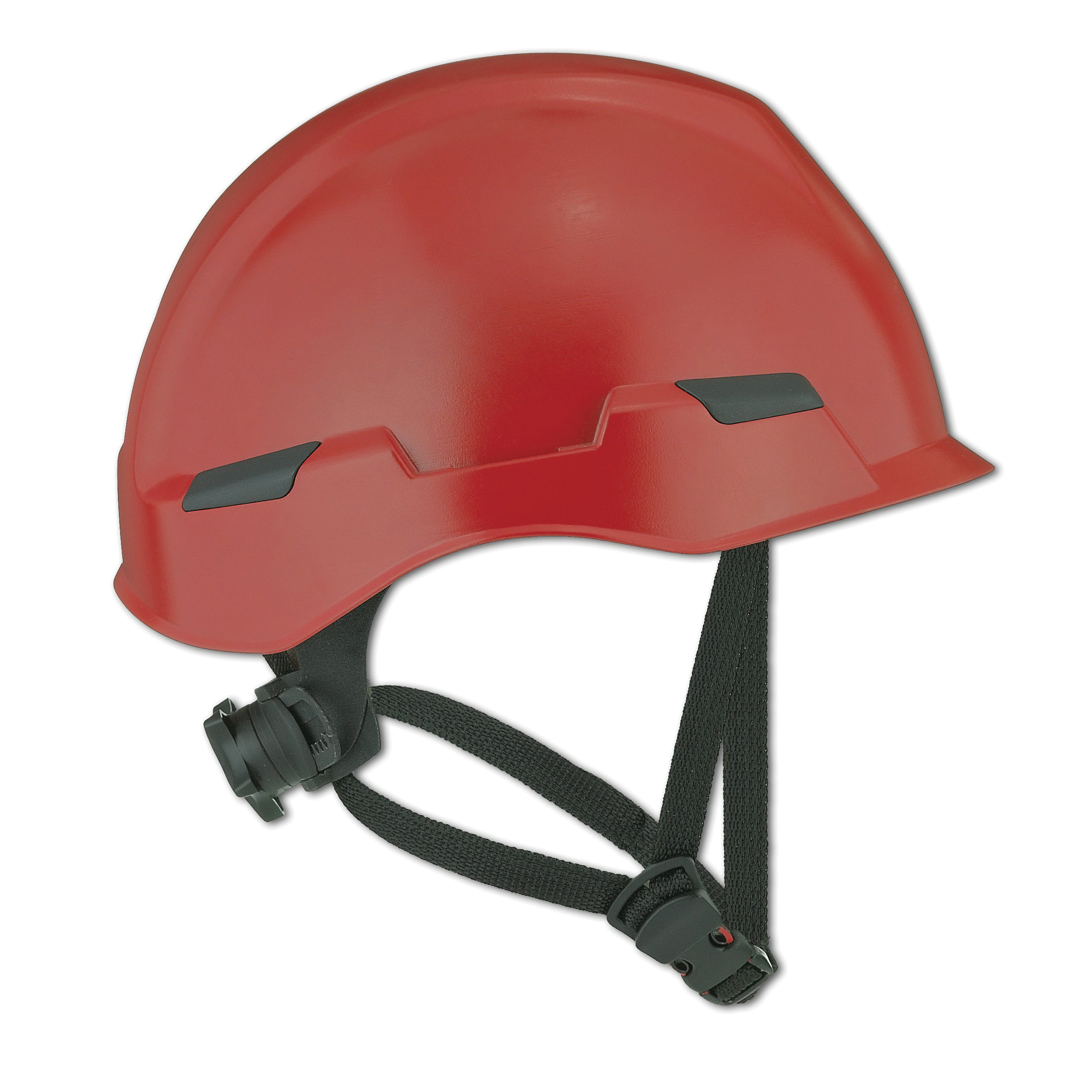 DYNAMIC HP142R15 Rocky HP142R Hard Hat, SZ 6-5/8 Fits Mini Hat, SZ 8 Fits Max Hat, Polycarbonate/ABS, 4-Point Nylon Suspension, ANSI Electrical Class Rating: Class E, ANSI Impact Rating: Type II, Sure-Lock II Ratchet Adjustment
