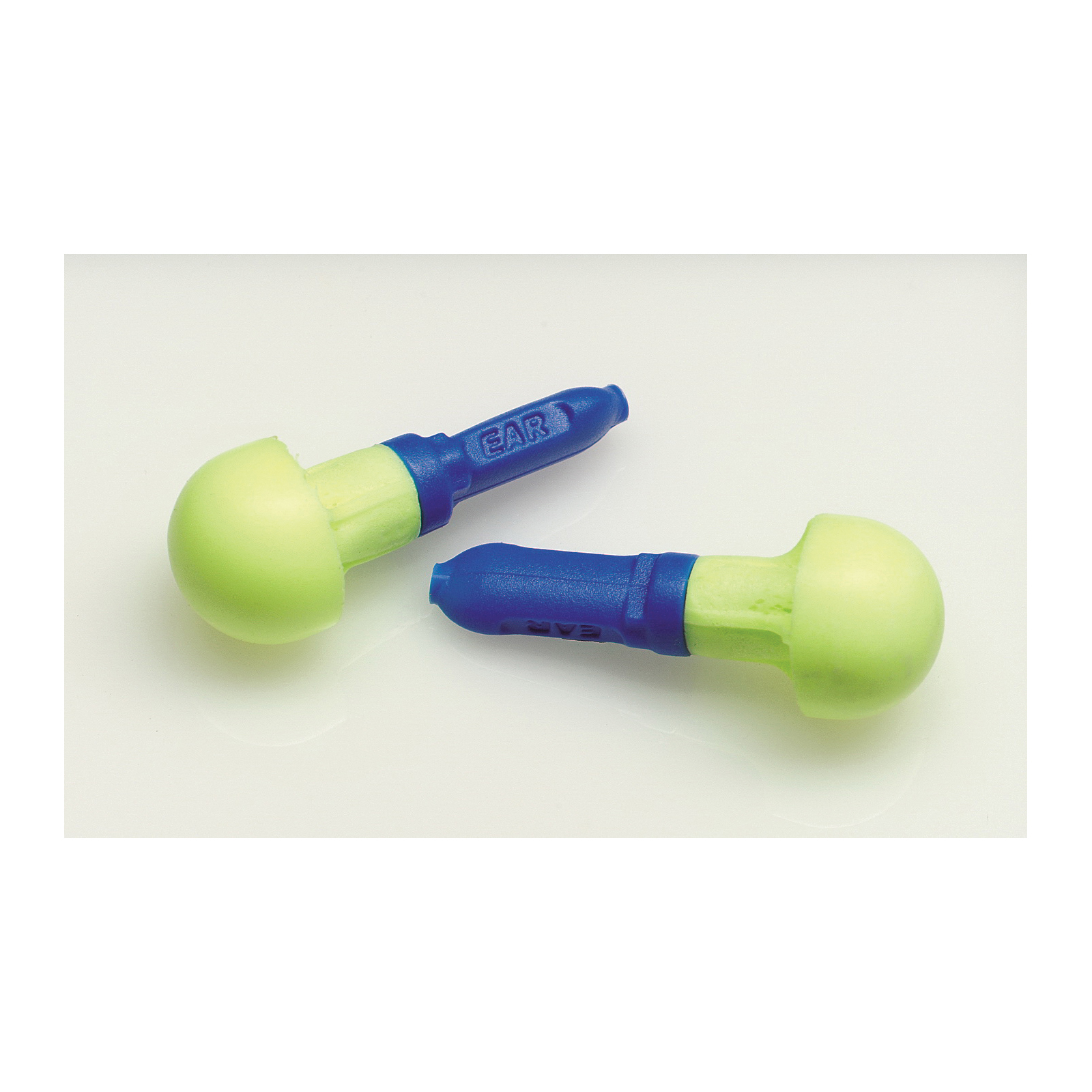E-A-R™ 080529-18002 Push-Ins™ Earplugs, 28 dB Noise Reduction, Push-to-Fit Shape, CSA Class AL, Reusable, Uncorded Design