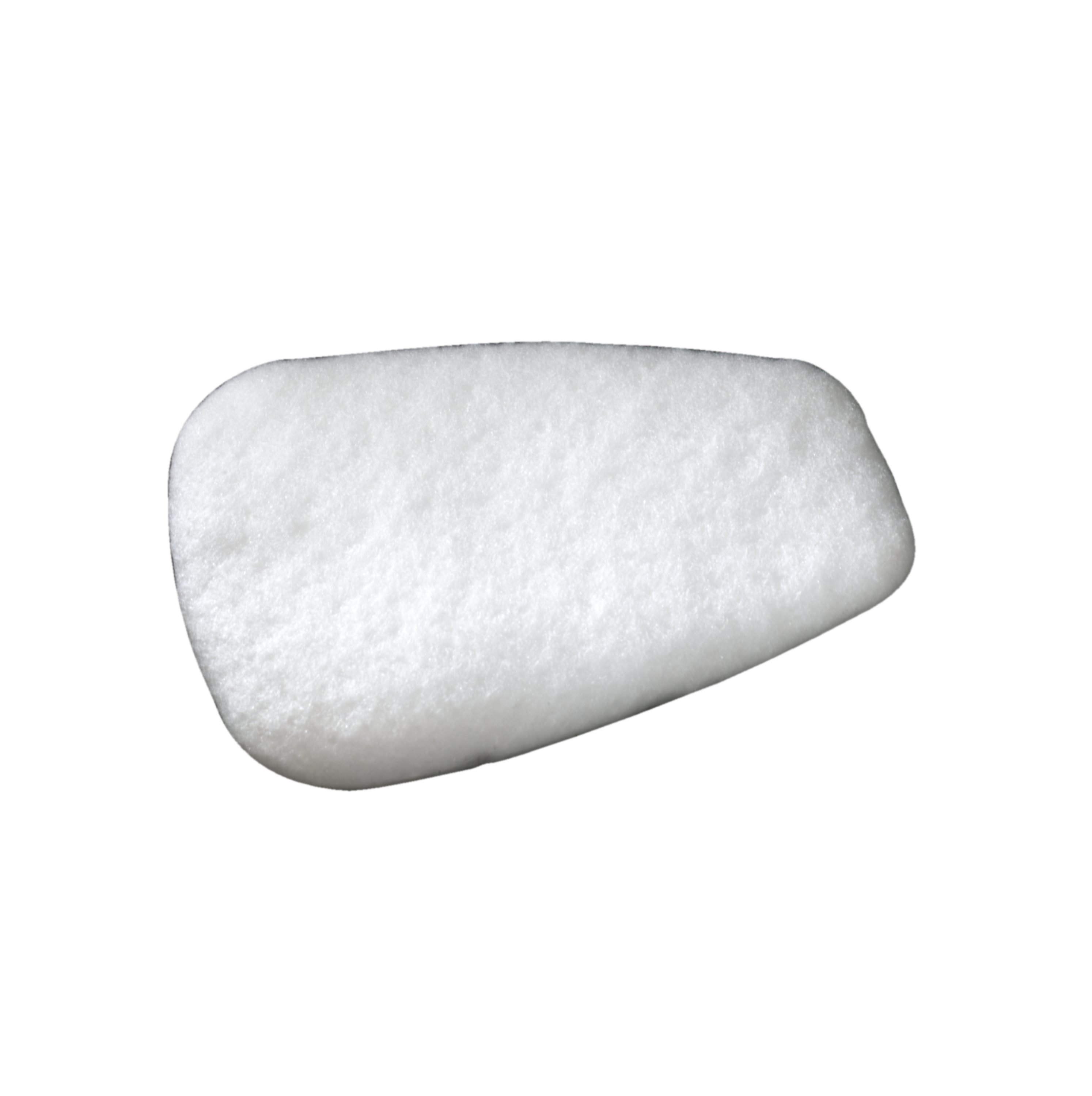 3M™ 051138-46464 Particulate Filter, For Use With 3M™ 5000 Series Respirators, 6000 Series Cartridges, 603 Filter Adapter and 501 Filter Retainer, N95 Filter Class, Bayonet Connection, White