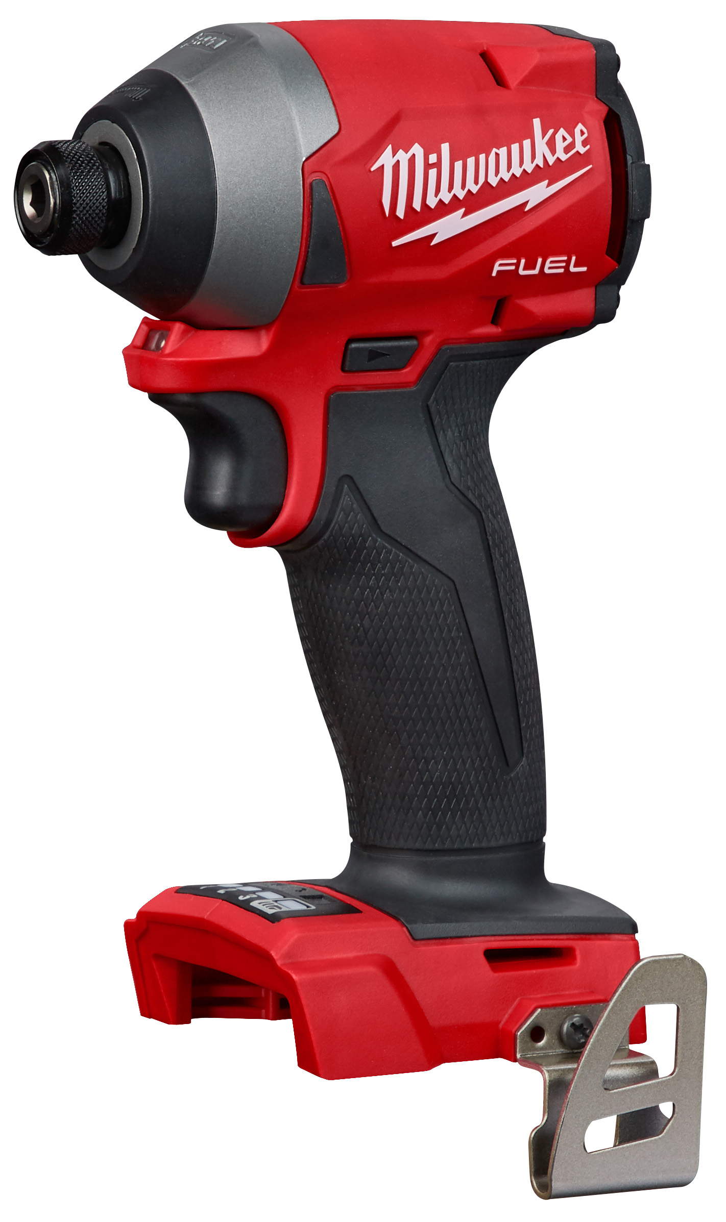 Milwaukee® M18™ FUEL™ 2853-20 Cordless Impact Driver, 1/4 in Straight Drive, 4250 bpm, 2000 in-lb Torque, 18 VDC, 4.59 in OAL