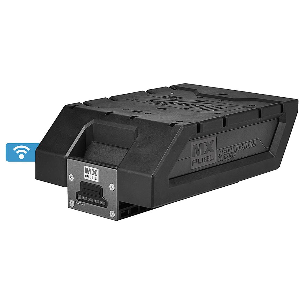 Milwaukee® MX FUEL™ REDLITHIUM™ MXFXC406 Rechargeable Battery Pack, 6 Ah MX FUEL™ REDLITHIUM™ XC406 Lithium-Ion Battery, For Use With MX FUEL™ REDLITHIUM™ Equipment