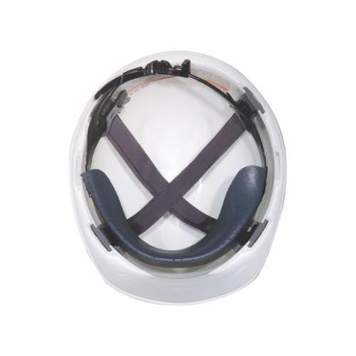 MSA 10061127 1 Touch® Pinlock Replacement Hard Hat Suspension, 4 Suspension Points, For Use With Topgard® Hard Hats, Plastic/Nylon