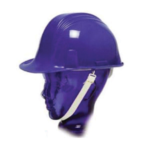 North® by Honeywell A79C100 Chin Strap, 2 Mounting Points, Elastic/Adjustable Nylon, White, For Use With North Brand Hard Hat