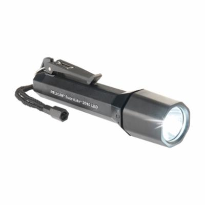 Pelican™ SabreLite™ 2010-016-110 2010 Medium Flashlight, LED Bulb, ABS Housing, 161 Lumens Lumens