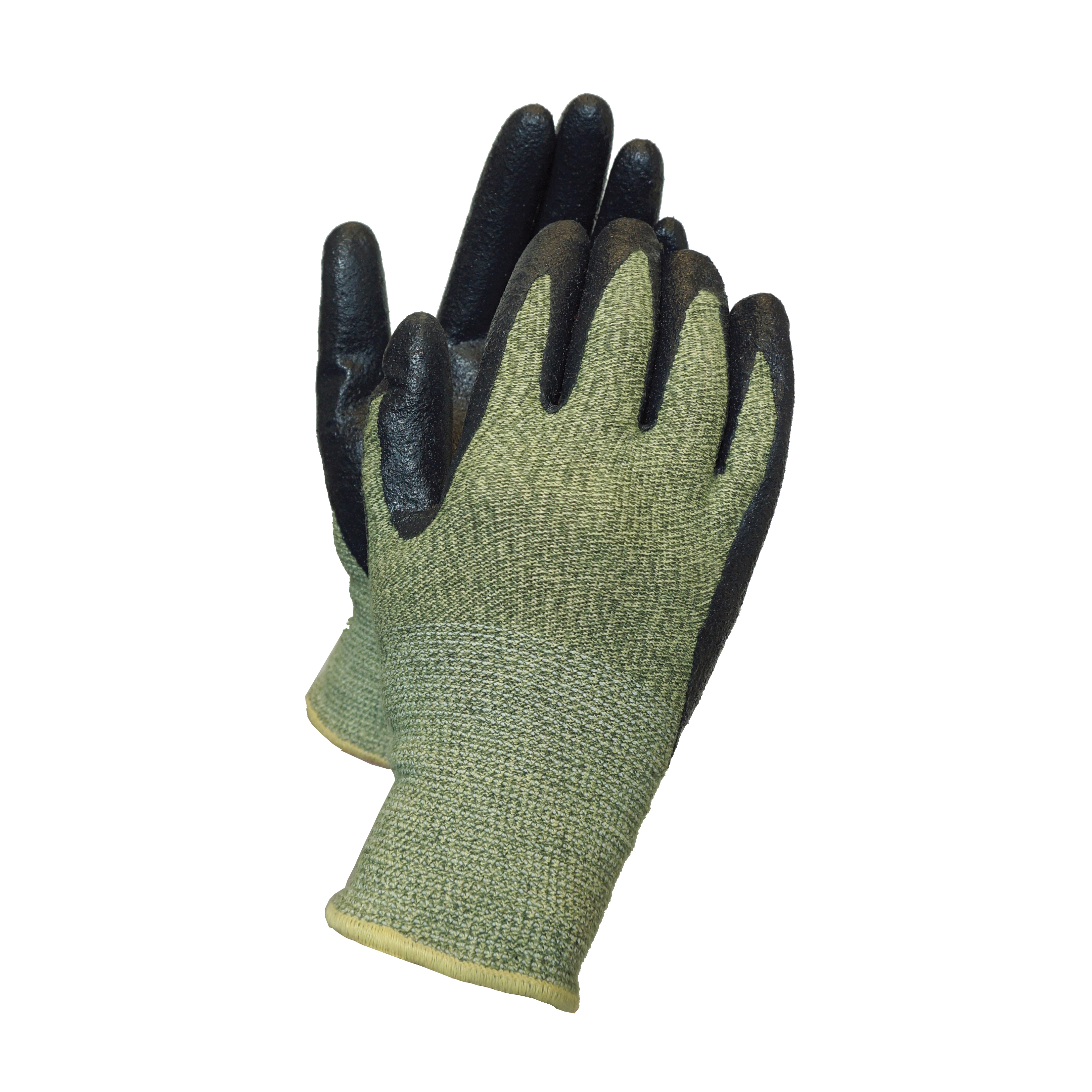 Viking® Firewall FR® 73383-10 Cut-Resistant Gloves, XL/SZ 10, Nitrile Butadiene Rubber Coating, Nitrile Butadiene Rubber, Snug Knit Wrist Cuff, Resists: Abrasion, Cut, Dirt, Debris, Flame, Puncture and Tear, ANSI Cut-Resistance Level: A4