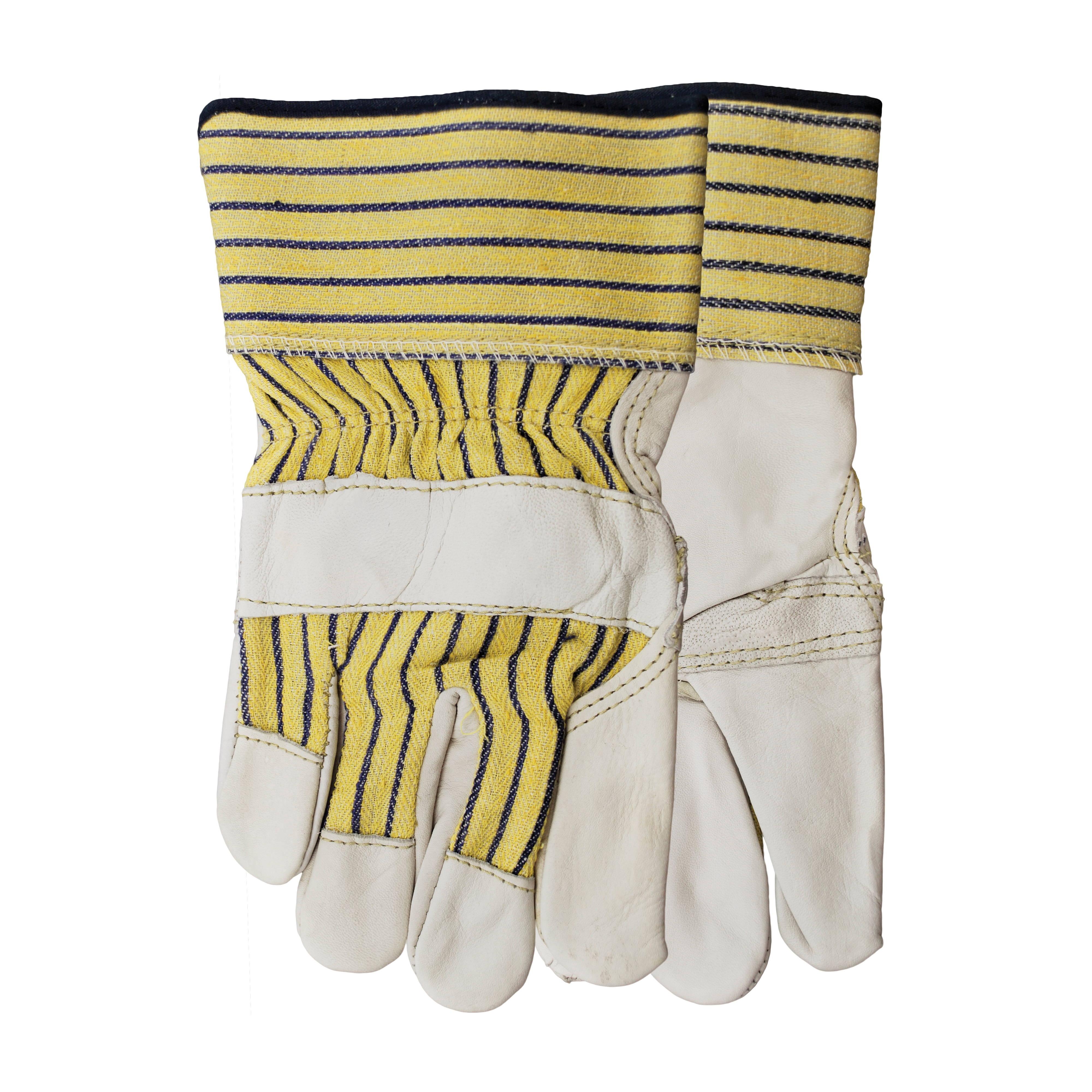 Gloves Fitter W/Patch Palm Full- Large