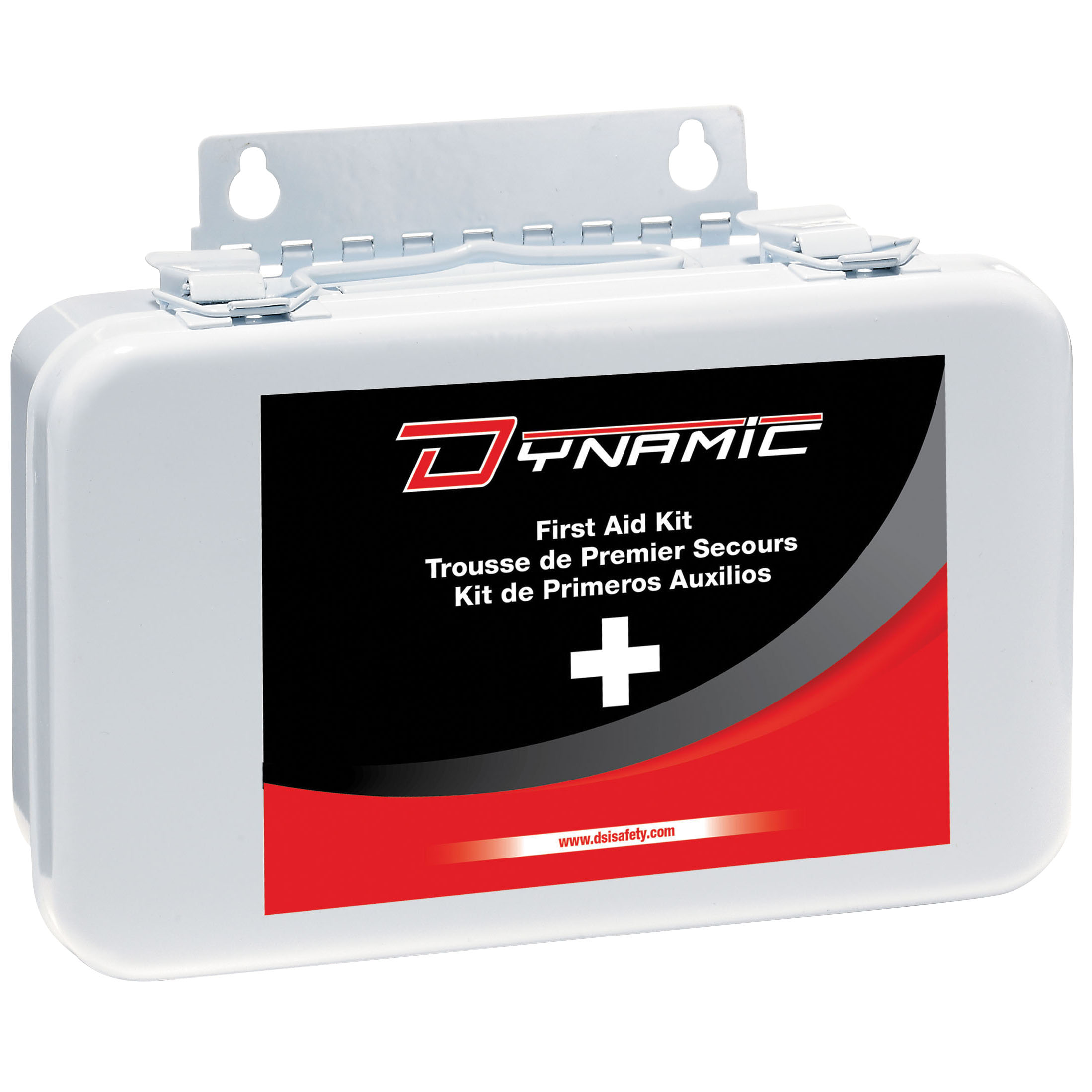 CSA standard First aid kit Type 1 in metal box