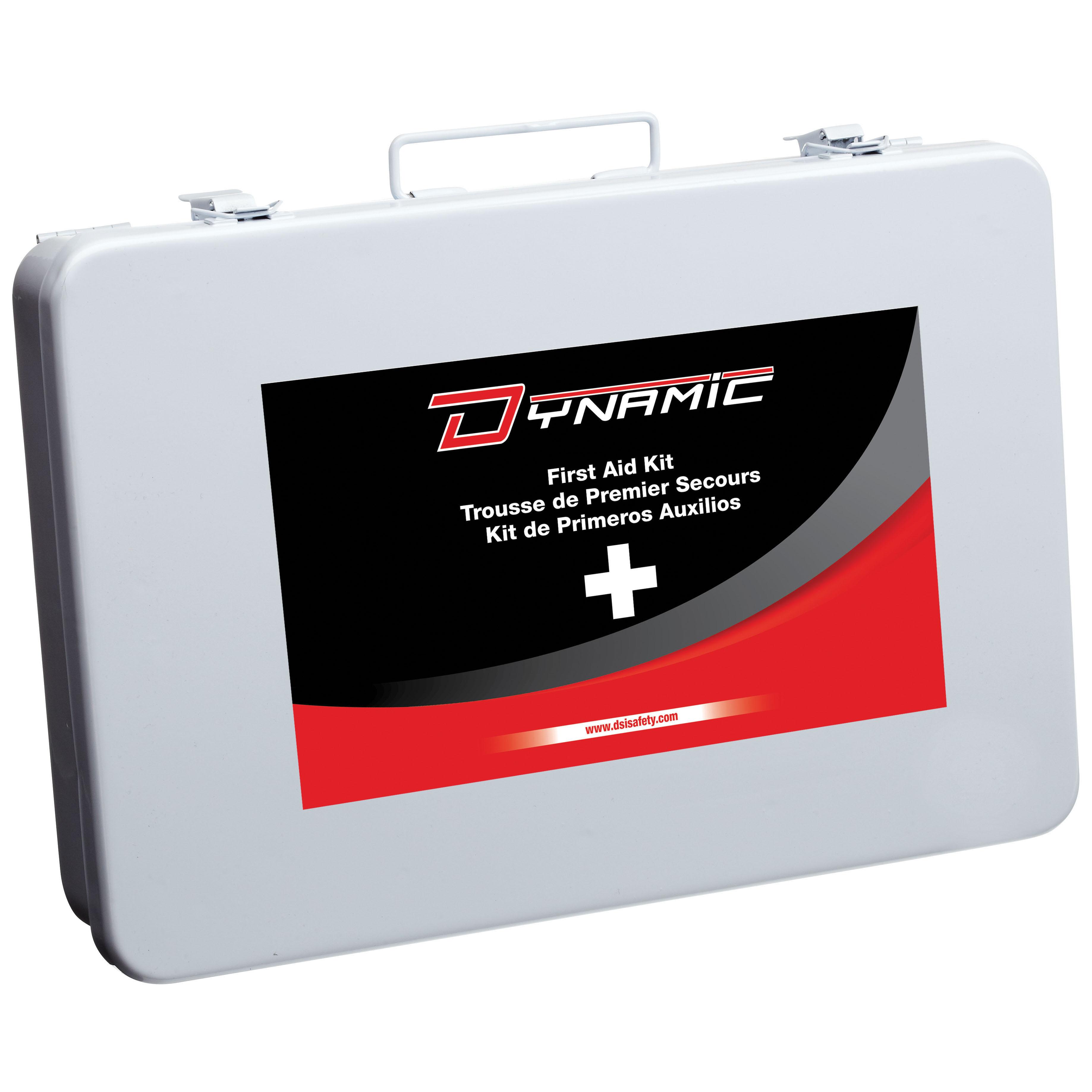 CSA standard First aid kit Type 2 Medium in metal box