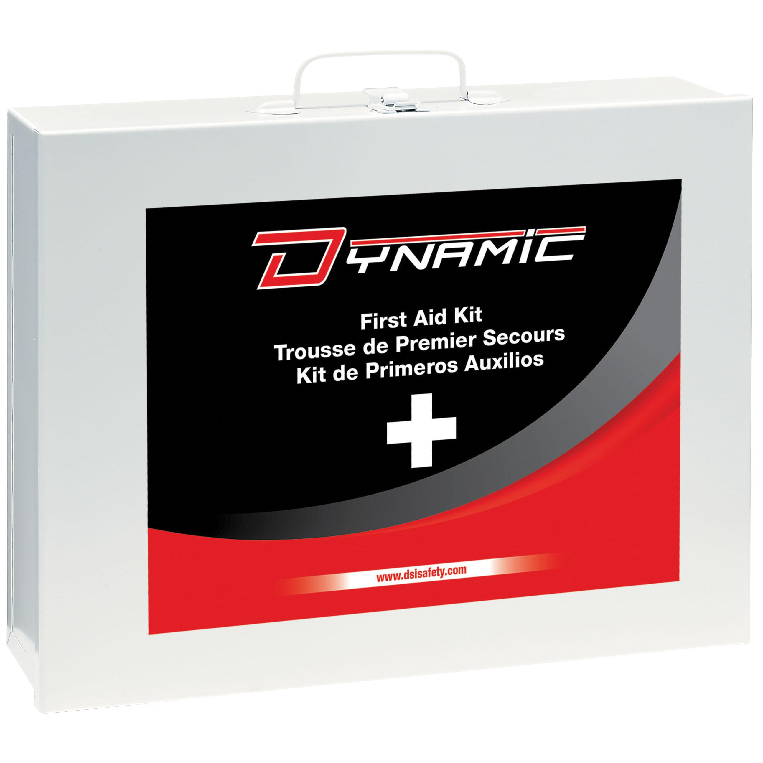 CSA standard First aid kit Type 3 Large in metal box