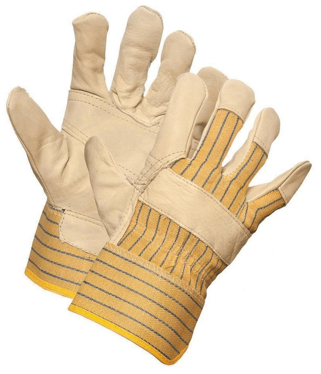 GlovesFitterW/PatchPalmFullGrain,XL