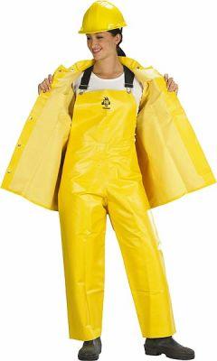 Jacket Oiler Zephron Yellow Striped - 3Xl