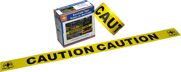 Barrier Tape Caution 3In X 1000Ft
