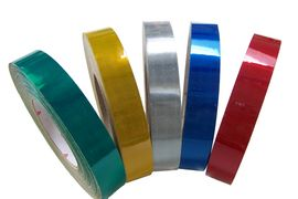 "Reflective Tape Blue 1"" X 30'"