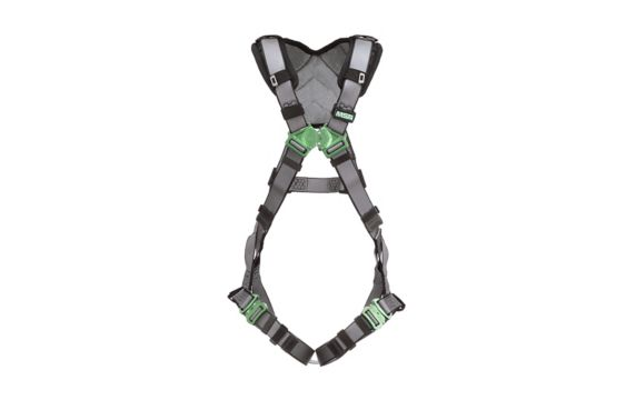 Harness, MSA Vfit, Back D, Standard