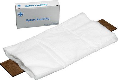 Splint Padding