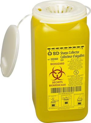 Sharps Container 1.4 Litre