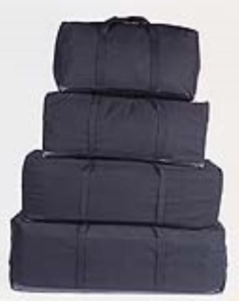 "Equipment Bag Canvas, 30"" X 14"" X15"""