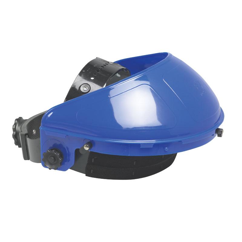 Headgear, Blue, W/Ratchet