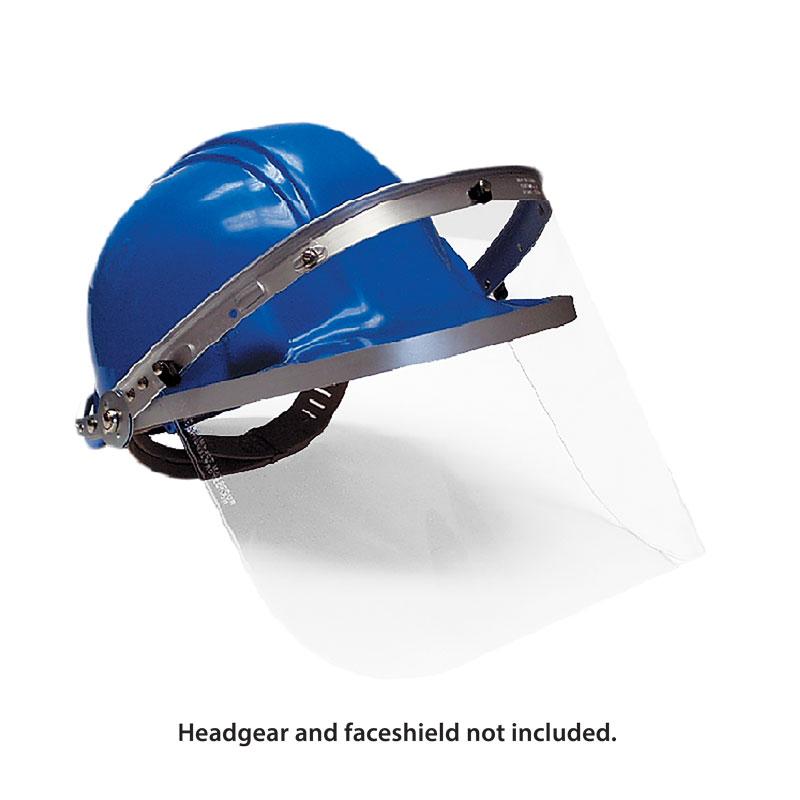 Bracket, Aluminum (For Use W/Faceshield)