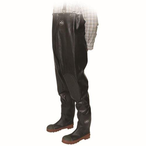 Chest Wader, Acton Protec Toe, Steel Toe