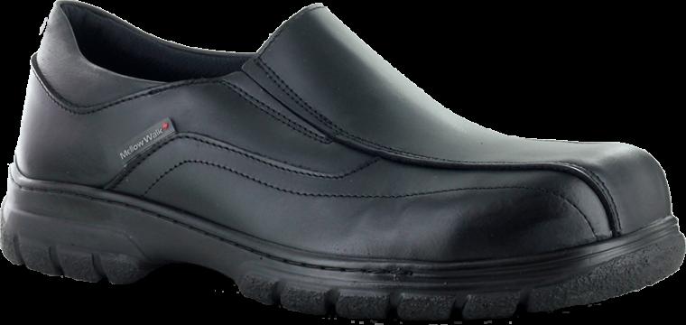 Shoe Mens St/Sp Slip On Mellowwalk