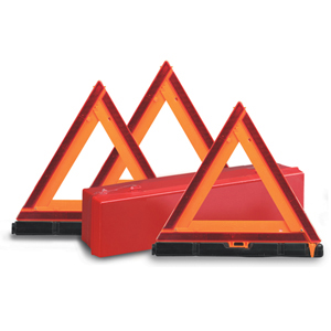 Triangle Safety Kit 3/Box