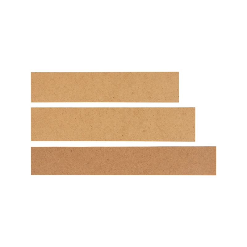 Splints, Wooden, 6/Pkg
