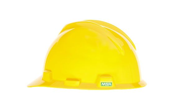 Cap Vgard w/Ratchet Susp. Yellow