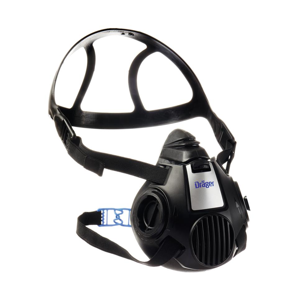 RespiratorHalf Face X-PloreDrgrMedium