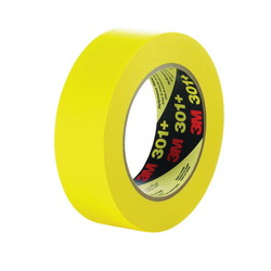 "Tape, Masking Tape Yellow 2""x 180'"
