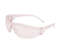 Safety Glasses Clear Tuff Grade