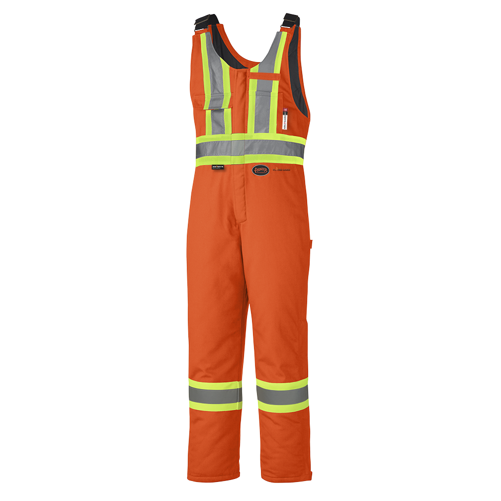 Overall Hi Viz Orange, Fire Retardant - Large