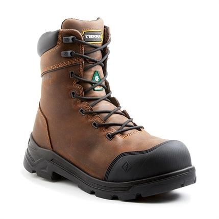 Boot, VRTX 8000-INT, Met Guard, Brown, 8