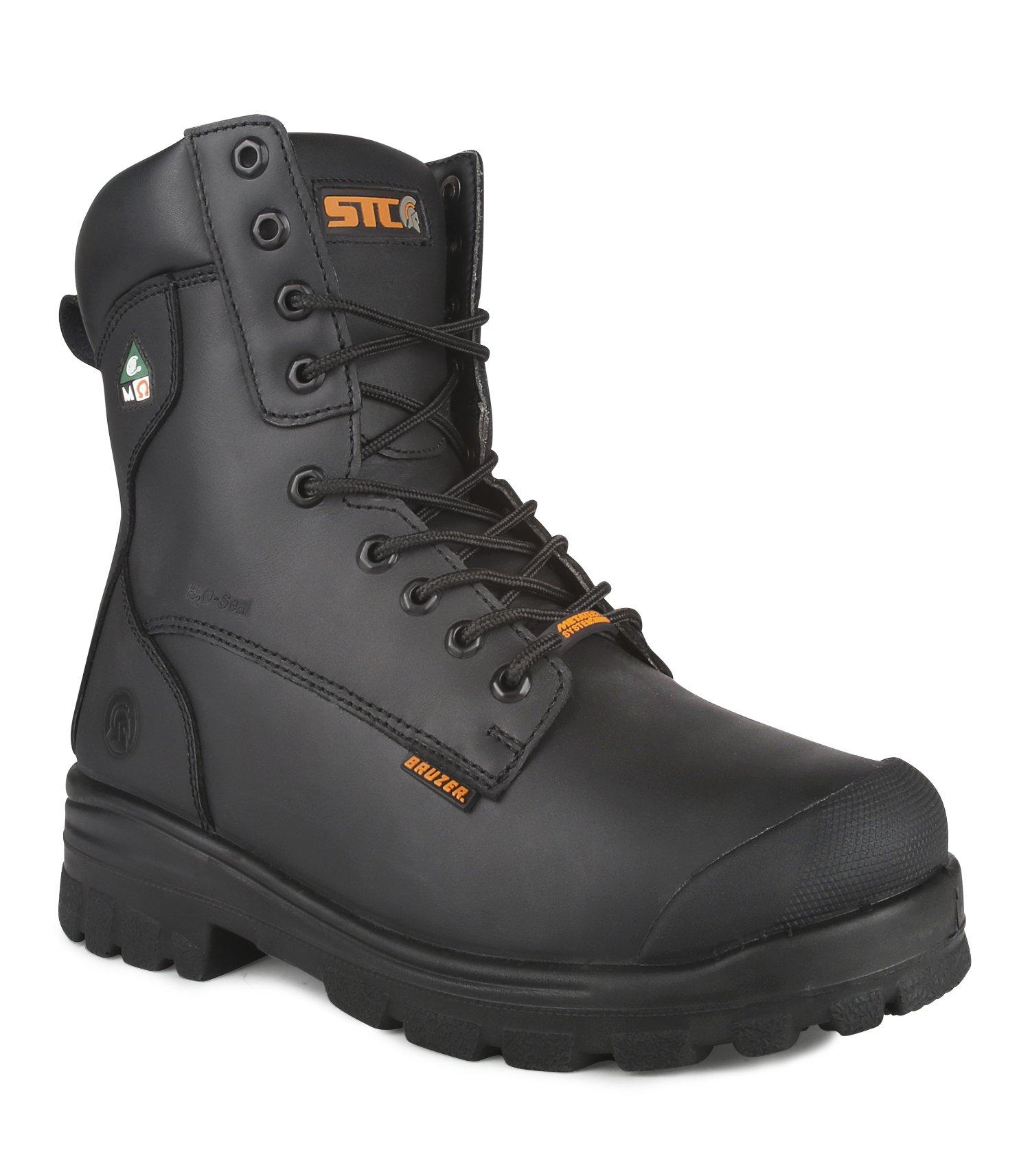 STC S29035 Master Met Work Boots, Black