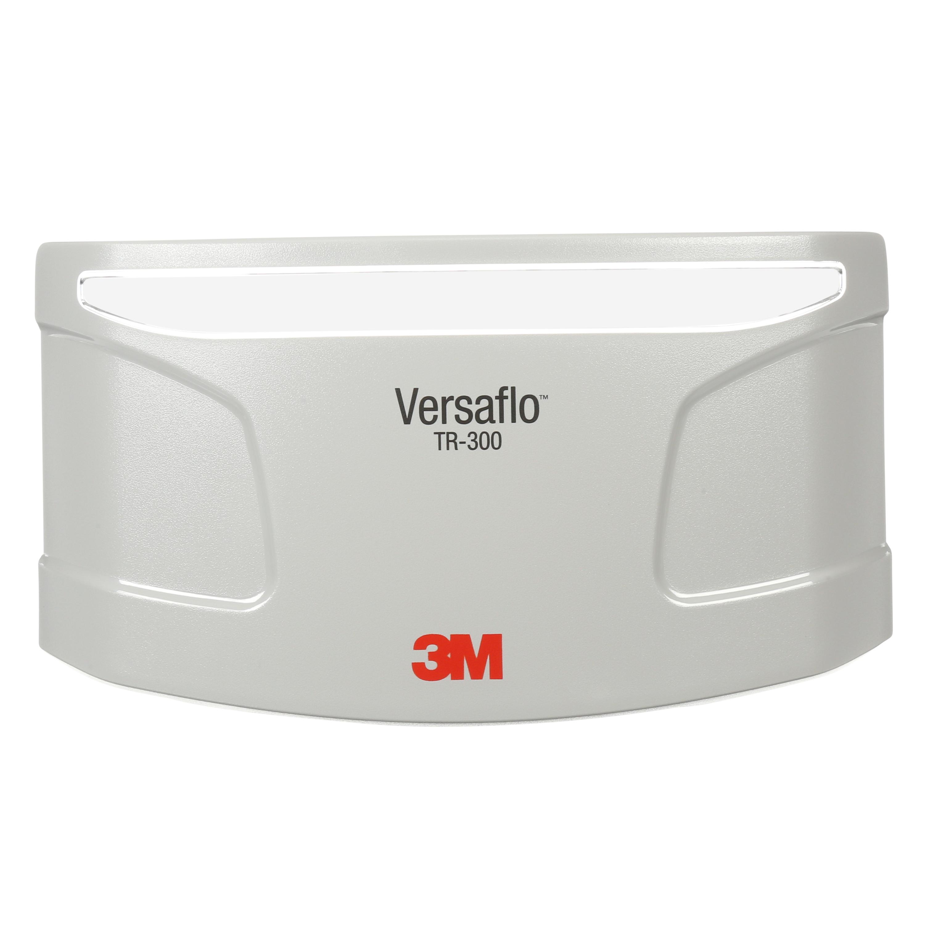 3M™ Versaflo™ Filter Cover, TR-371, white/grey, 1/case